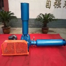 濟南三葉羅茨鼓風機100水產養殖羅茨風機增氧機圖片