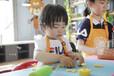 兒童手工陶藝制作時指間diy陶藝店加盟