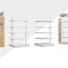 生鲜超市货架-便利店钢木货架-广州惠诚货架