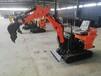 山东杰工全新小型挖掘机果园种植小挖机