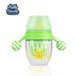 寬口PPSU帶手柄學飲杯嬰兒寶寶喝水訓練卡通兒童防摔鴨嘴飲水杯