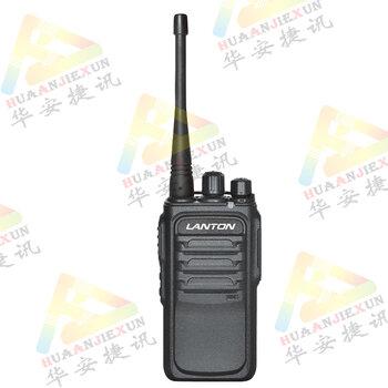 供應數字對講機靈通AD7200對講機手臺鋰電池音質清晰不串臺