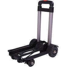 匠者折疊行李車便攜購物車手推車拉車平板車拉貨車