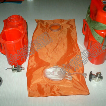 壓縮氧氣自救器
