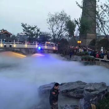 吉林别墅人造雾设备