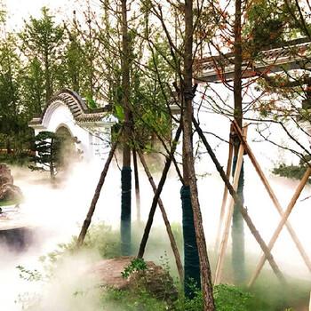 霍邱人造雾设备