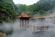 黃岡人造霧景觀