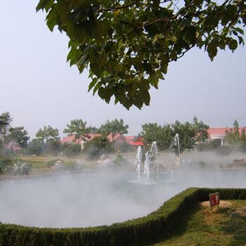 镇江人工造雾设备系统