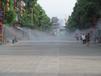 深圳人工造雾