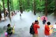 深圳园林造雾机