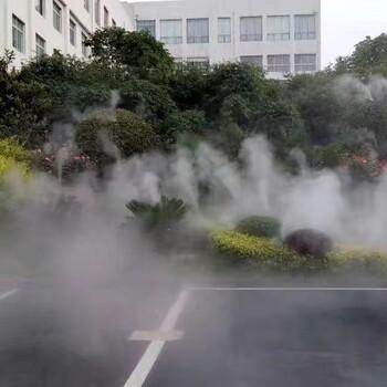 绍兴舞台人工造雾