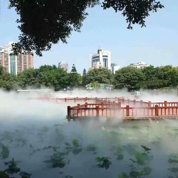 无锡房地产人工造雾