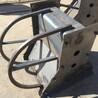 隔離墩模具生產現場隔離墩模具型號標準就找保定中澤
