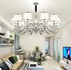 北欧灯具简约大气家用卧室餐厅客厅灯轻奢风格玻璃创意后现代吊灯
