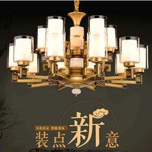 欧式吊灯客厅吊灯简欧餐厅吊灯奢华大气水晶灯卧室灯简约现代灯具图片