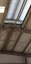 长年高价回收钢结构厂房拆除图片