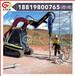 植树钻机(图)、桩基工程钻孔、螺旋钻机、钻坑机生产厂家