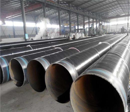 聊城环氧树脂防腐直缝钢管生产企业
