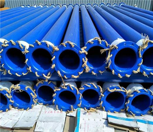 天水耐高温涂塑复合钢管保证质量