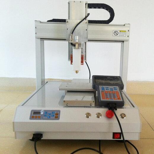 奧春螺絲機,三軸螺絲機系統