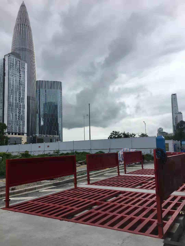 来宾忻城工地大门洗车一台也批发,来宾忻城