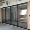 办公室全钢防火玻璃隔断-天津厂家供应