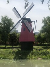 泰州荷兰风车定制厂家图片