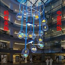苏州中庭吊饰图片