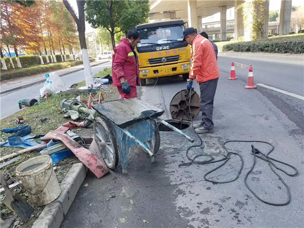 江西城市管道检测机器人清河管道检测和排水养护顺序