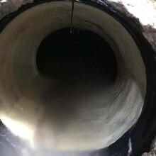 雨水管道检测照片非开挖管道内衬快速修复材料杭州西湖图片