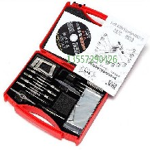 锁匠小白都能用的锡纸十代工具防盗门开启工具图片