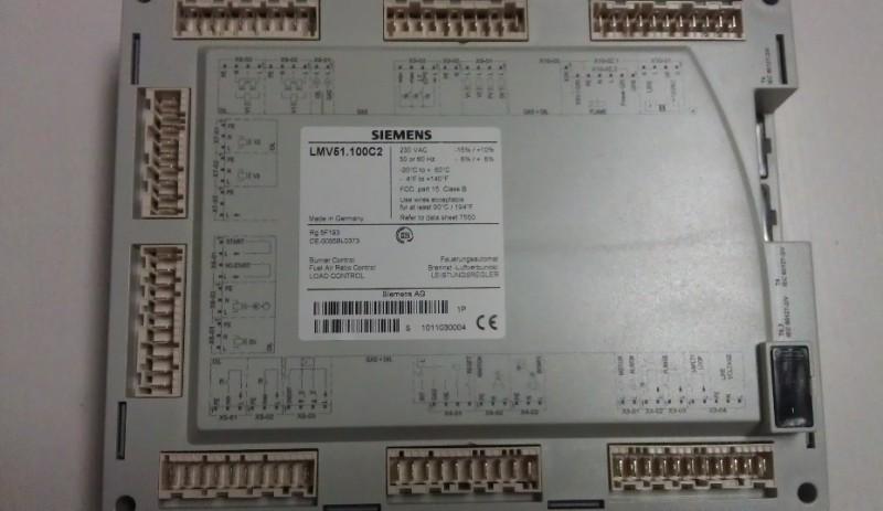 西门子燃烧控制器LMV51.100C2