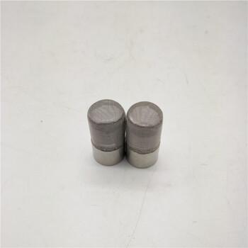 304烧结滤芯空气净化器滤芯10μm空气过滤网微型煤气净化滤芯