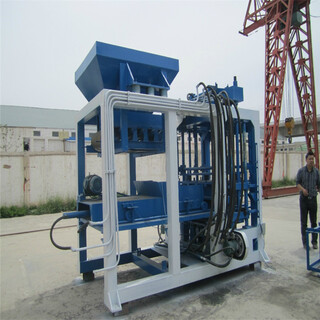 空芯砌块砖机全自动免烧砖机环保制砖机生产线图片3