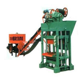 空芯砌块砖机全自动免烧砖机环保制砖机生产线图片4