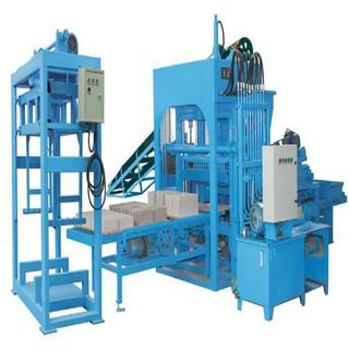 空芯砌块砖机全自动免烧砖机环保制砖机生产线图片1
