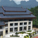 廣西欽州高分子屋面瓦,新中式仿古瓦安裝價格
