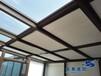 家用陽光房遮陽簾蜂巢簾玻璃頂遮陽窗簾