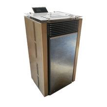 生物質家用采暖壁爐,全數控,自動點火送料,運行成本1元/小時,生物質熱風爐