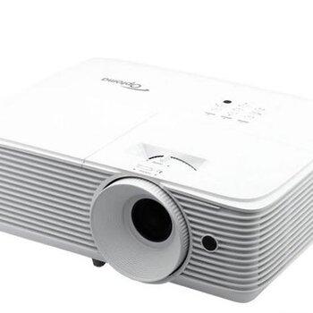投影仪和电视哪个更适合家用,奥图码HEF9306家庭影院投影机