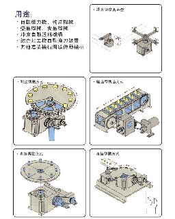 凸轮分割器直销HSD-700DF激光检测焊接设备电动分度盘精密转电动盘图片4