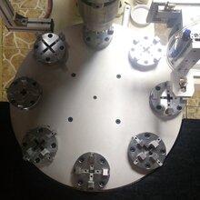厂家定制铝旋转盘气动分割器图片