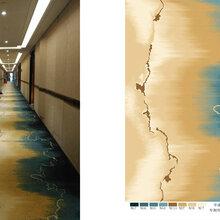 2019年北京地毯厂,可定制宾馆酒店地毯!