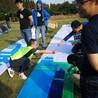 上海浦东团建拓展场地浦东团建活动开心互动分享