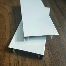 梅州铝合金贴脚板批发商铝合金踢脚线厂家图片