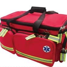 中國衛生救援裝備救援背包紅色雙肩背包圖片