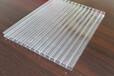 濰坊透明陽光板價格PC顆粒板PC板材加工陽光板車庫圖片
