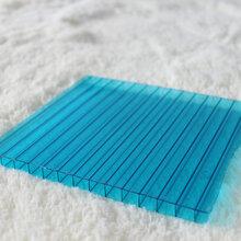 湘西土家族苗族自治州阳光板pe保护膜阳光板每平米10mm温室阳光板图片