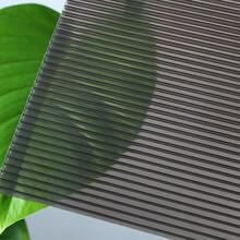 萍乡耐力板雨棚使用寿命2.5mm耐力板质保十年阳光板图片