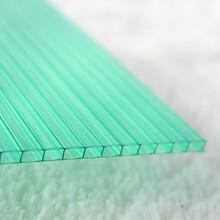 内江4mm耐力板价格抗老化防紫外线PC板材阻燃阳光板图片